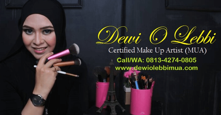 DewiOLebbi MUA Makassar